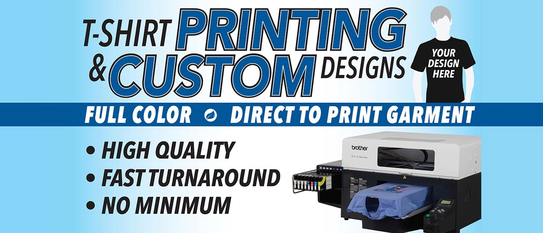 Business cards printing | Promotional items | Vinyl banners printing